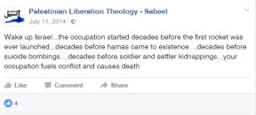 Sabeel facebook