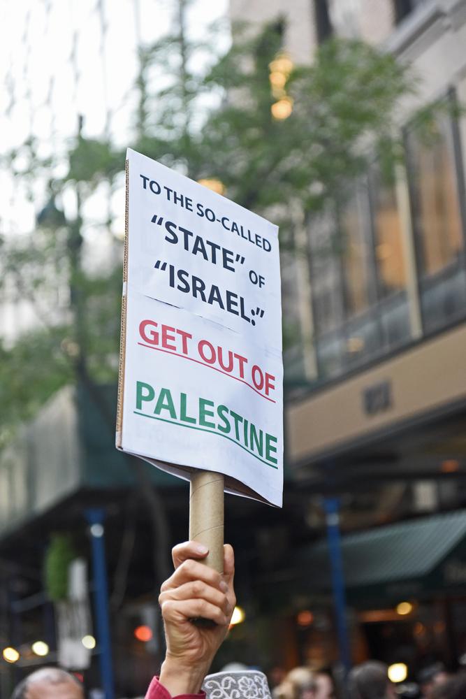 אנטישמיות וארגונים לא-ממשלתיים